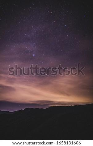 Star Photography - Star sky, night photography