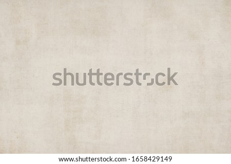 OLD NEWSPAPER BACKGROUND, BEIGE PAPER TEXTURE, GRUNGY TEXTURED PATTERN #1658429149