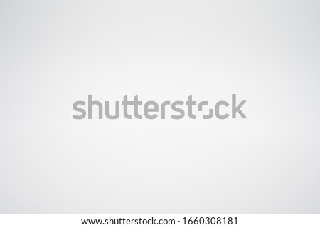 Empty White  clean partition and floor in studio lighting box for object and any product background