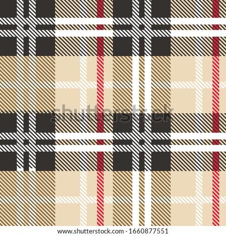 Plaid texture fabric art color #1660877551