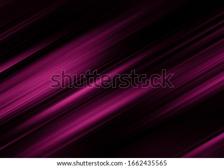 Background abstract pink and black dark are light with the gradient is the Surface with templates metal texture soft lines tech design pattern graphic diagonal neon background.