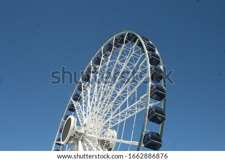 Ferris Wheel - Navy Pier Chicago