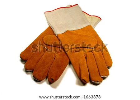 Safety Gloves, Welding gloves #1663878