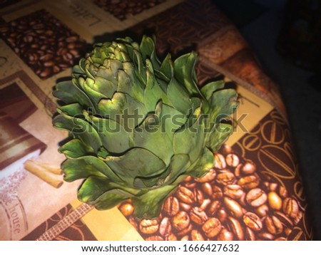 High quality picture of delicious artichoke