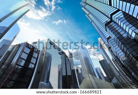 skyscrapers #166689821