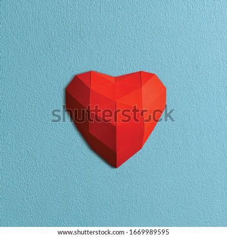 heart shape on heart wall picture of heart week