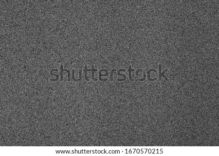 Black recycled paper texture background #1670570215