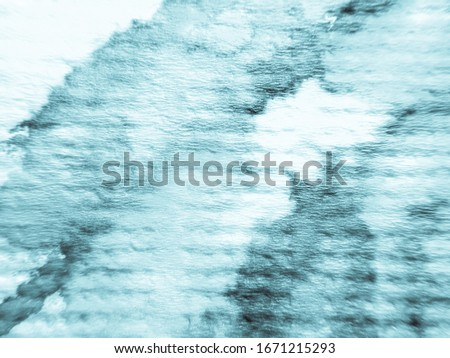 Dirty Art Texture. Abstract Ethnic Drawing. Bleached Handmade Folk Carpet Ethnic Artwork in Grayscale and Orange. Watercolor Dirty Art Texture. #1671215293