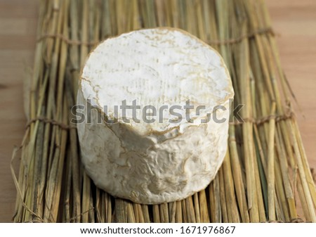 Brillat Savarin, French Cheese produced from Cow's Milk     #1671976867