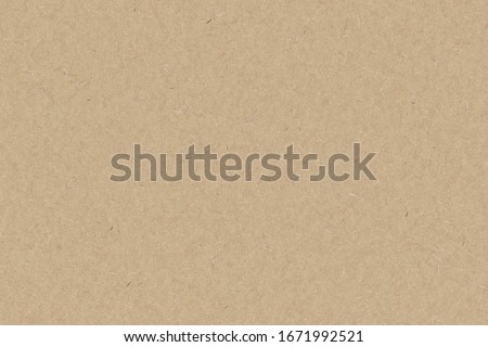 Brown color paper shown grain details on  it surface. #1671992521