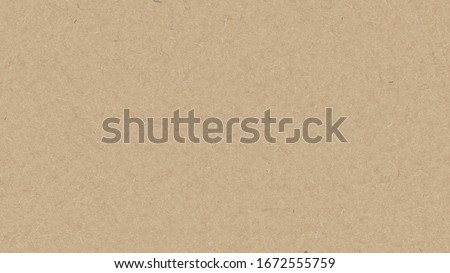 Brown color paper shown grain details on  it surface. #1672555759