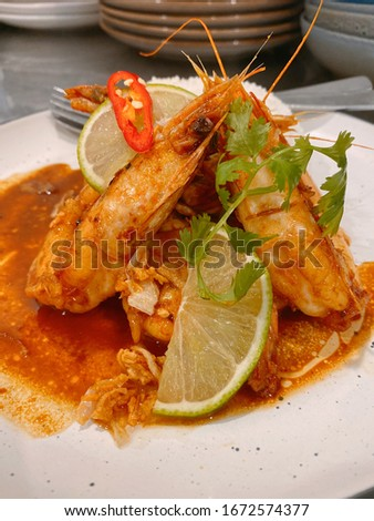 Delicious Thai food, Thai desserts and drinks pictures
