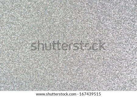 Silver glitter background Royalty-Free Stock Photo #167439515