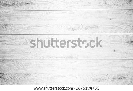 white wood background with bright light reflex - wooden textur - table top - top view #1675194751