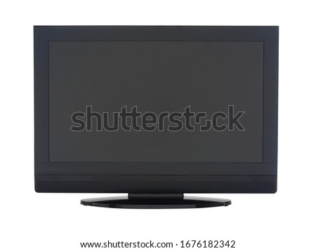 LCD television or computer screen #1676182342