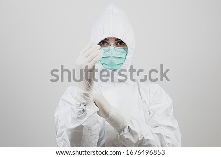 ragazza Covid 19 pandemic 15 #1676496853