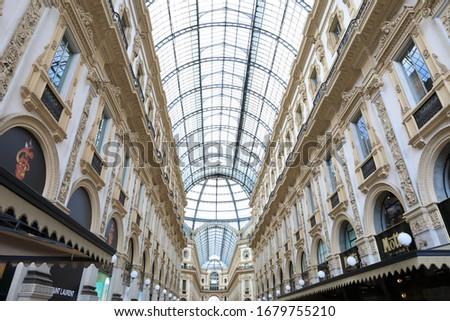 Galleria Vittorio Emanuele II Italy 2019/09/08 #1679755210