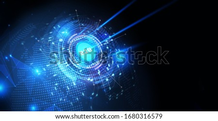 Business, Technology, Internet and network concept. B2B Business company commerce technology marketing concept. #1680316579