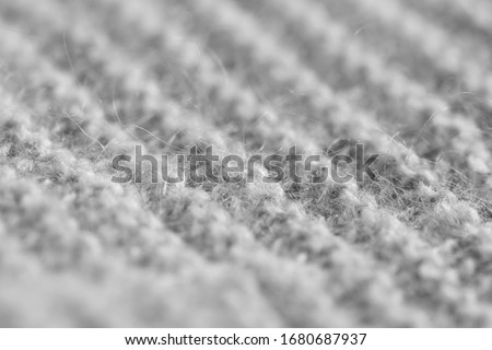 Cheap, polyester clothing  material close up macro shot for background.