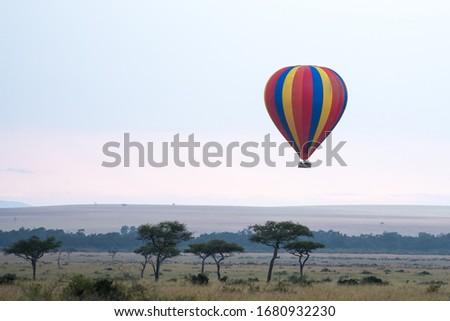Balloon Safari from Masai Mara or Hot Air Balloons