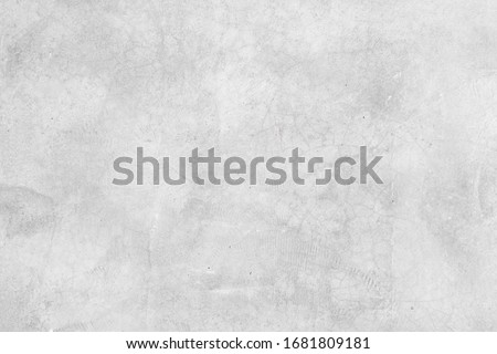 Old wall texture cement dirty gray with black  background abstract grey and silver color design are light with white background. Royalty-Free Stock Photo #1681809181