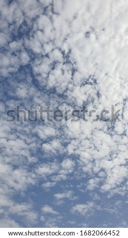 cloudy morning sky beautiful pic