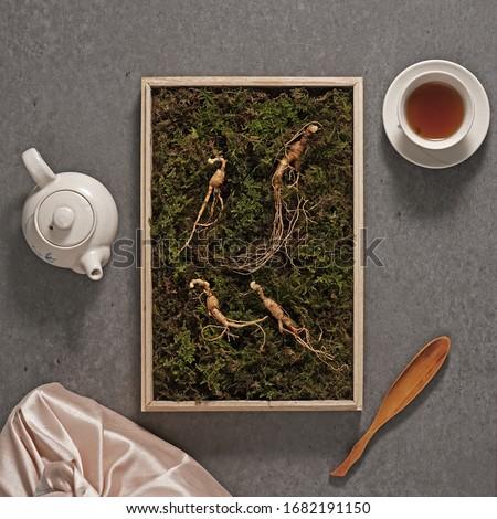 Korea, traditional, wild ginseng, ginseng, gift set #1682191150