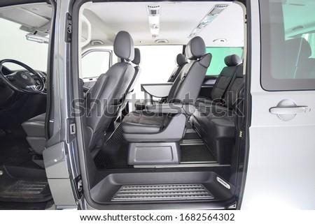 Volkswagen Multivan  2015 4Motion  cockpit interior details  cabin #1682564302