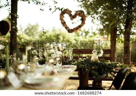 wedding table, wedding cake, wedding decorations #1682688274