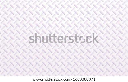 Seamless purple pink patterns of diamond plate motif. #1683380071