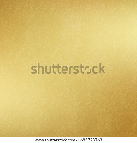 Shiny gold texture paper or metal. Golden vector background. Royalty-Free Stock Photo #1683723763