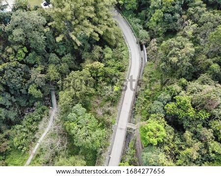 Entrance to Fei Ngor Shan hiking trail #1684277656