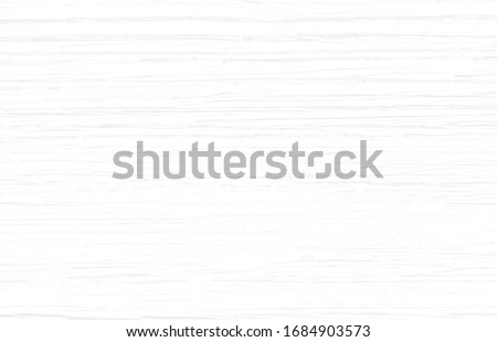 Subtle white wood texture background of distressed oak grain. Cool light grey natural wooden texture wallpaper.  White wooden table top view. #1684903573