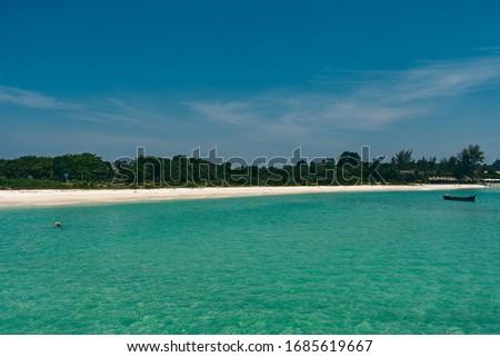 Koh Rong / Cambodia - 12/06/2018: Seaside at Koh Rong Island #1685619667