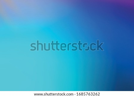 Light Pink, Blue vector modern elegant backdrop. A completely new colored illustration in blur style. Elegant background for a brand book. #1685763262