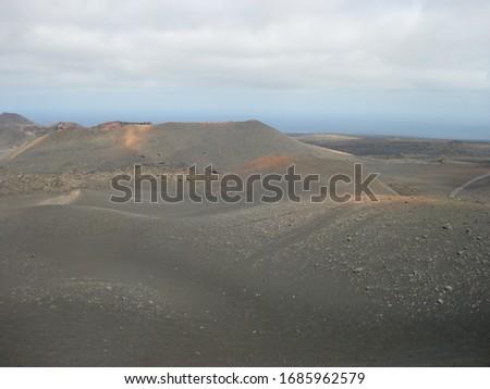 Pics of Lanzarote island in Canarian archipielago