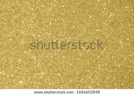 Abstract gold glitter sparkle background Royalty-Free Stock Photo #1686602848
