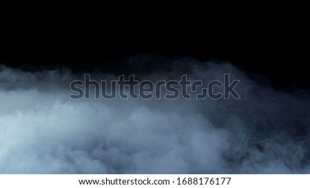 Realistic Dry Ice Smoke Clouds Fog photo for different projects and etc…  #1688176177