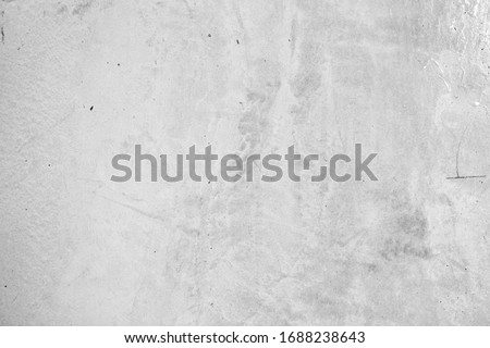 Old wall texture cement dirty gray with black  background abstract grey and silver color design are light with white background. #1688238643