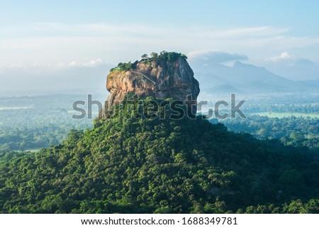 Sigiriya Rock fortress of Sri Lanka #1688349781