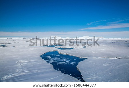 Scientific expedition to  Antarctica the coldest continent of earth #1688444377