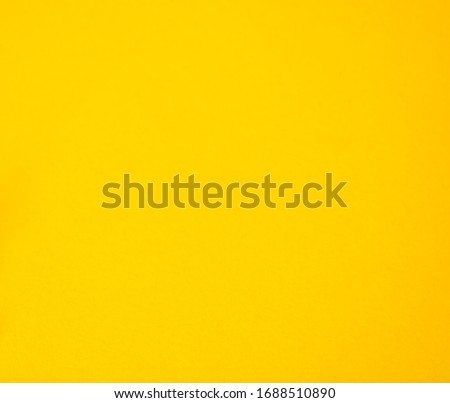 Bright yellow clean blank background
