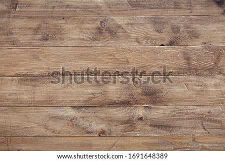 Big Brown wood plank wall texture background texture old wood Royalty-Free Stock Photo #1691648389