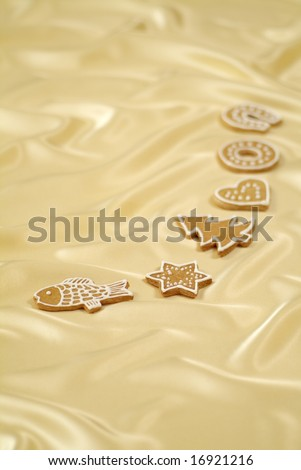 Christmas Gingerbread #16921216