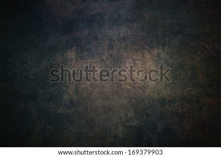 Gray grunge background with scratches