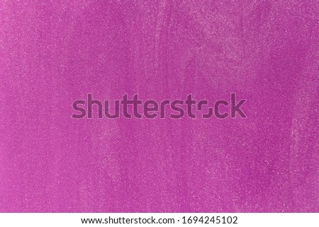 Glitter blurred abstract picture bokeh art artist shimmer shiny purple sweet color textured artwork. Luxury background painting.