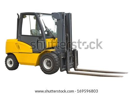 Forklift #169596803
