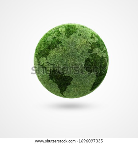 Ecology concept, World environment day, earth day, 22 April, Green earth, tree planting ,happy Earth Day, saving the planet, Environmentally friendly, Save environment forest, world biodiversity day Royalty-Free Stock Photo #1696097335