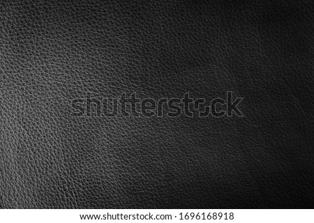 Black leather and texture background. Royalty-Free Stock Photo #1696168918