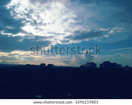 Beautiful Natural Sky and Evening pics taken at all different season